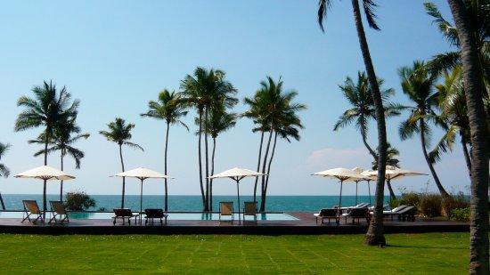Anjajavy L'Hotel: vue du restaurant