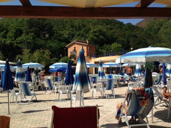 Terme di Suio, Italia: Piscina 2