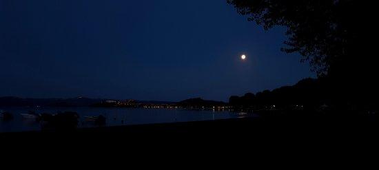 Capodimonte, Italy: serata