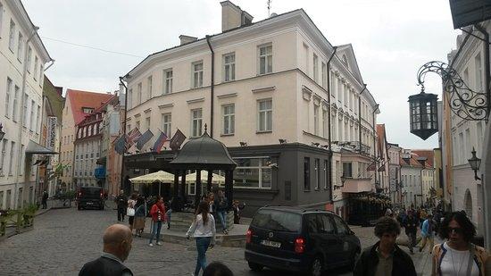 St. Petersbourg Hotel : Excelente hotel e ótima localização