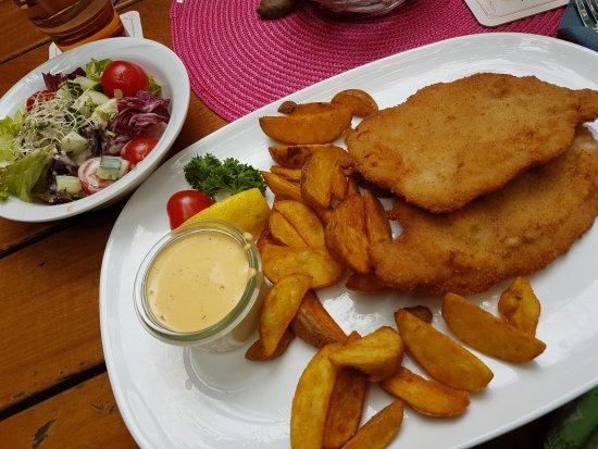 Isernhagen, Tyskland: Schnitzel Rio war lecker........