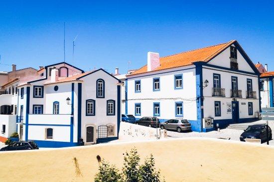 Sines Historic Center