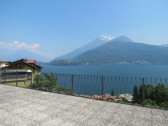 Musso, Italien: Blick zum See- nördl.Teil