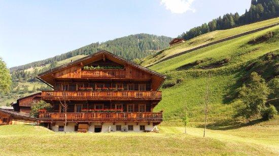 Innervillgraten, Austria: Nebengebäude
