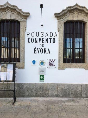 Bilde fra Pousada Convento de Evora