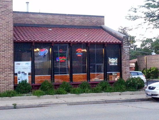 Morton Grove, IL: front of China Chef