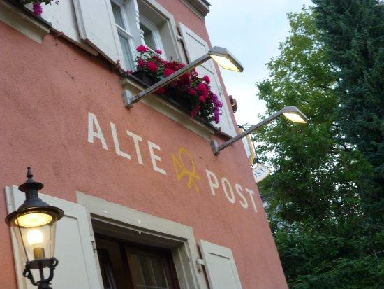 Gasthof Alte Post: Aussenansicht