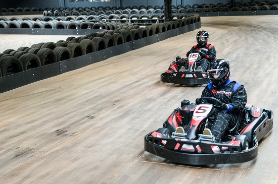 TeamSport Indoor Go Karting Harlow