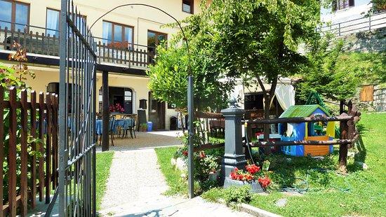 Borgosesia, Italy: Ingresso