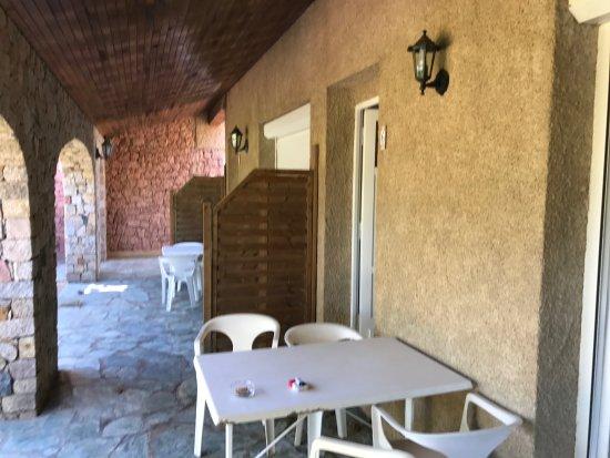 U Paesolu : terrase privative, un plus