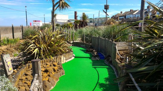 Blackbeards Adventure Golf