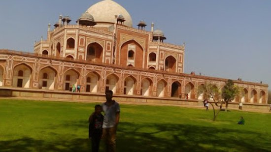 Государственный столичный округ Дели, Индия: This place is one of the popular attractions Humayun Tomb, Nizamudin is nearest bus stop
