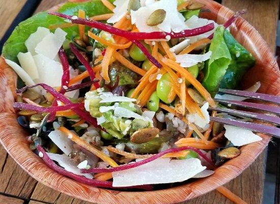 Ridgway, Colorado: Superfood salad