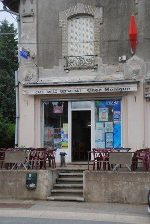 Fresnes-en-Woevre, Frankrike: Ein Unikat Restaurnt Lotterie Tabakladen Infocenter