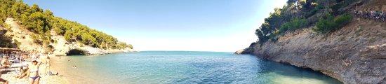 Pugnochiuso, Włochy: spiaggia di portopiatto