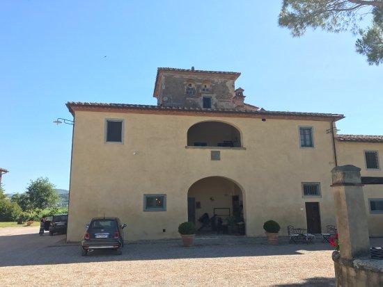 Cortona Resort - Le Terre dei Cavalieri: Hoofdgebouw