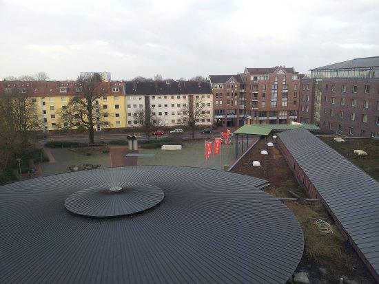 Langenhagen, Niemcy: view from room