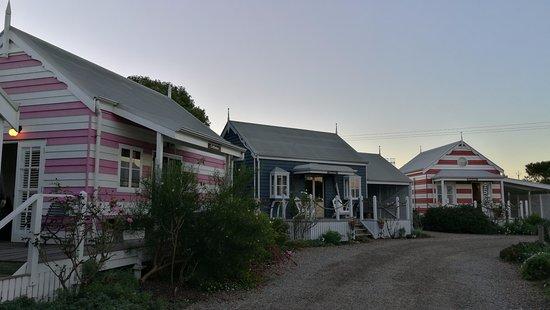 Beach Huts Middleton: 像是民宅多於酒店