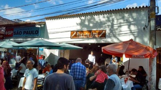 Embu das Artes - Restaurante Praça da Arte - Photo de Praca Da Arte ... e5acef71ed