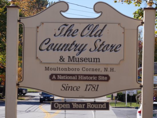 Old Country Auto >> The Old Country Store Museum On Nh Sr 25 Picture Of The