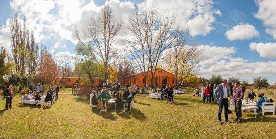 Agrelo, Argentina: Jardines para eventos