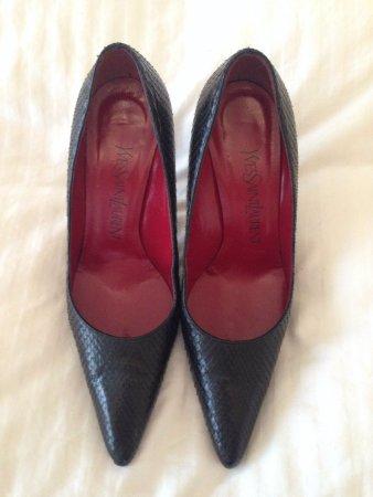 Cremorne, Australia: ysl shoes
