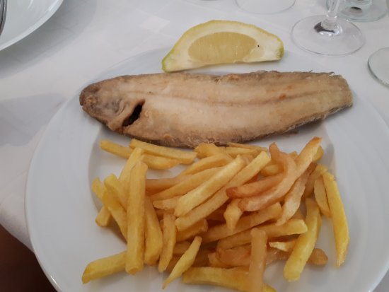Les Palmeres Restaurant Marisqueria: menú infantil