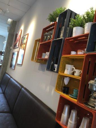 Brazilian coffee shop
