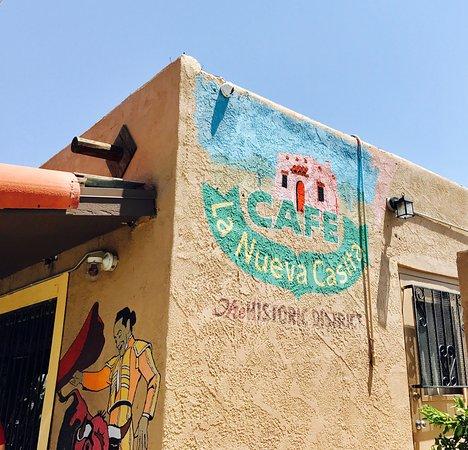 La Nueva Casita Cafe Las Cruces Nm