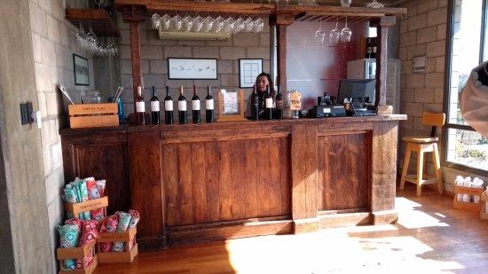 Tempus Alba: Wine bar