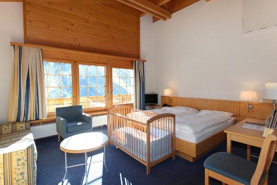 Wiesen, İsviçre: Einzimmer-Appartement Superior