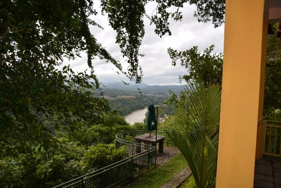 Villa Rosa: View from our window