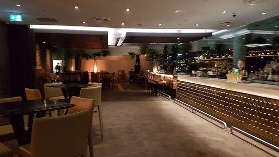 Blackbird Bar And Grill: Outside Terrace Bar
