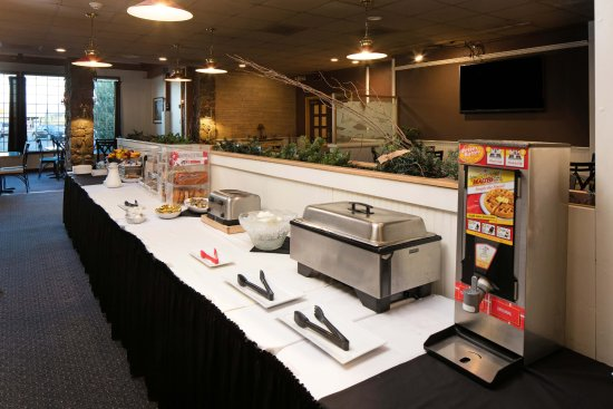 Red Lion Hotel & Conference Center Ellensburg: Breakfast Buffet
