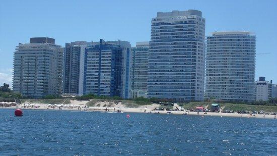 La Vista Punta Del Este: Vista do Cruzeiro