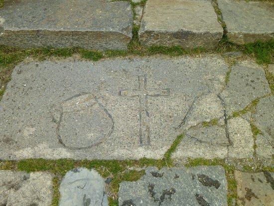 Capela de Sao Gil: Capella de Sant Gil. L'olla i la campana