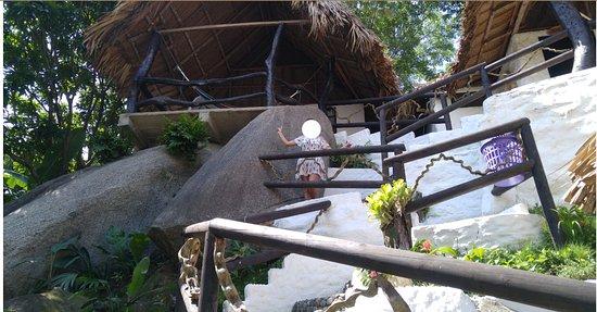 Departamento de Magdalena, Colombia: Vista desde abajo