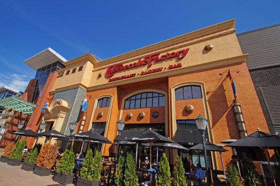 The Cheesecake Factory Located On