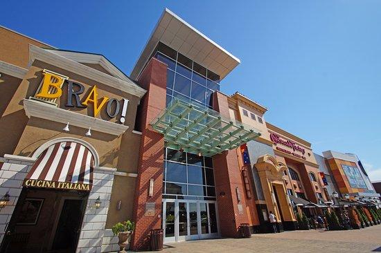 Galleria Mall Food Court Cheektowaga New York