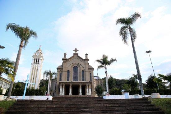Paróquia Sagrado Coração de Jesus - Nova Bassano