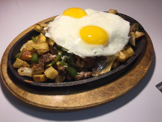 Beny's Diner: Hot Skillet