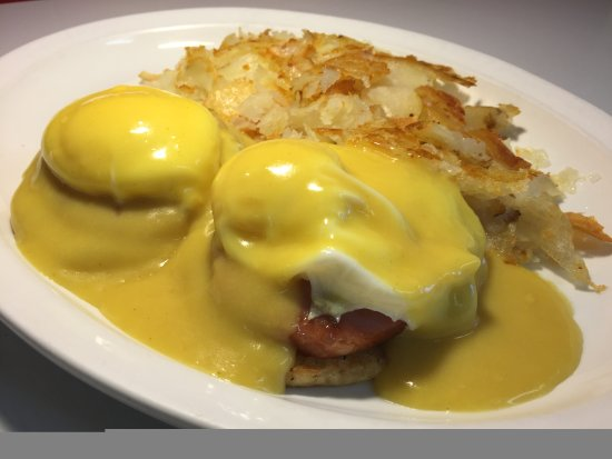 Beny's Diner: Eggs Benedict