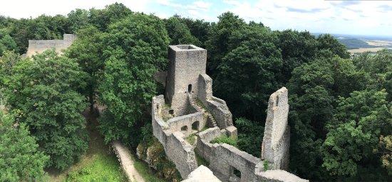 Choustnik Castle Ruins
