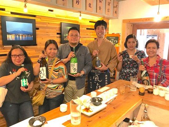 Sake School Osaka