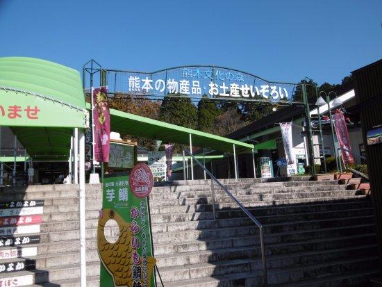 Ozu-machi, Japón: 道の駅の目印