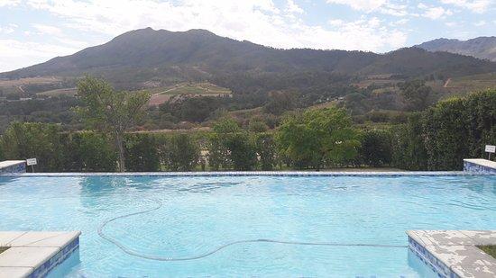 Wellington, Sør-Afrika: Dunstone infinity pool