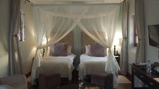 Wellington, Sør-Afrika: The Jasmine room...
