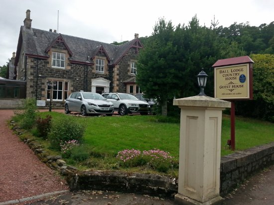 Dall Lodge Country House Aufnahme