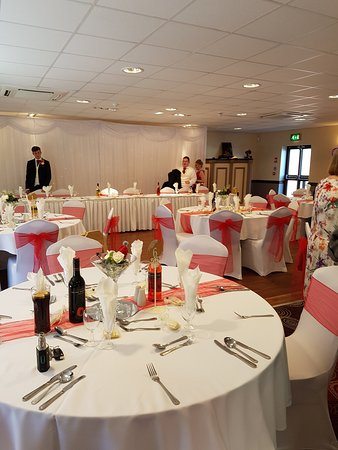 Fitzwilliam Arms Rotherham Function Room