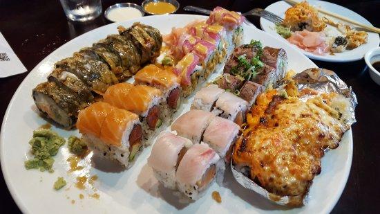 Apex, NC: sushi IWA